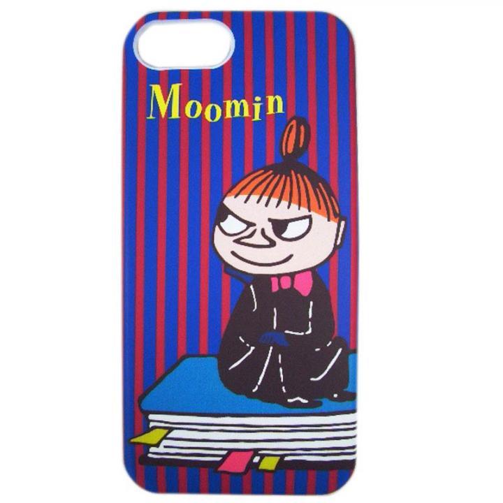 【iPhone SE/5s/5ケース】ムーミン ケース ミイ/ブック iPhone 5ケース_0