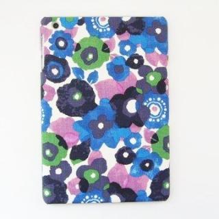 スマホの洋服屋 ポピー ブルー iPad mini/2/3ケース