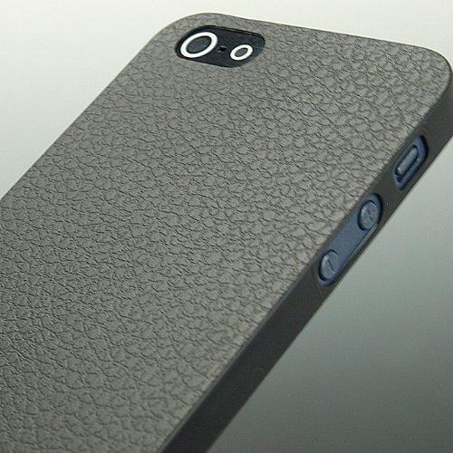 iPhone SE/5s/5 ケース Skinny Fit Case  iPhone5 2nd Edition:リッチモデル(ブラック)_0