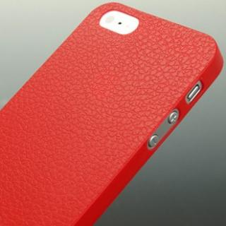 Skinny Fit Case  iPhone5 2nd Edition:リッチモデル(レッド)