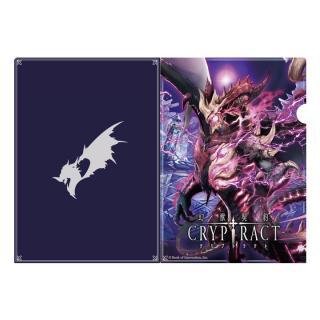 [2017夏フェス特価]幻獣契約クリプトラクト クリアファイル アポカリプス