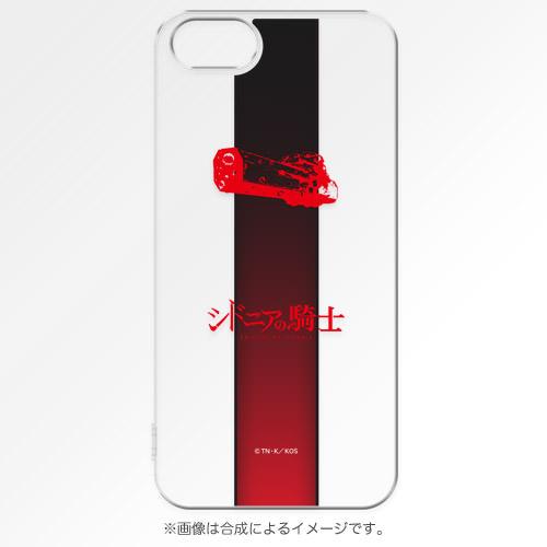 iPhone SE/5s/5 ケース シドニアの騎士 播種船(ハシュセン) シドニア iPhone SE/5s/5ケース_0