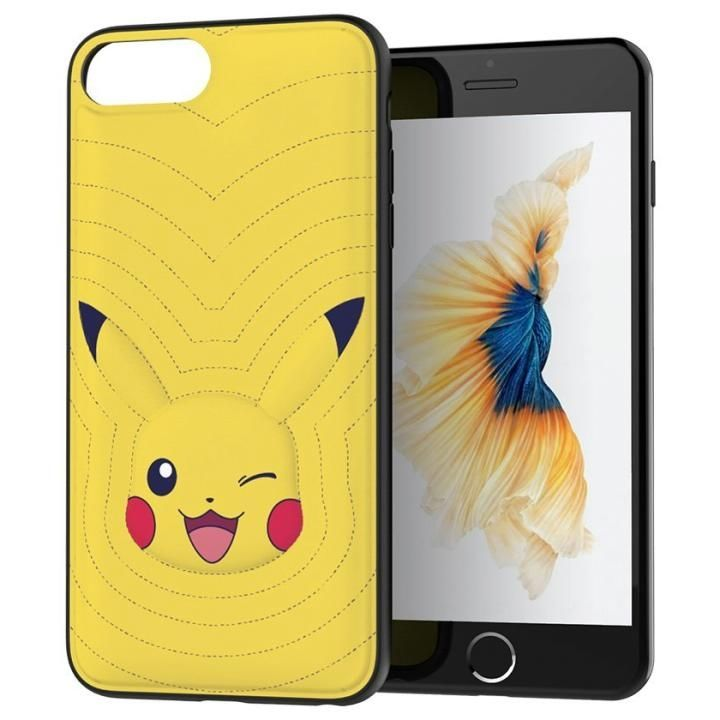 iPhone7 Plus/6s Plus ケース ポケモンケース ピカチュウ iPhone 7 Plus/6s Plus/6 Plus_0