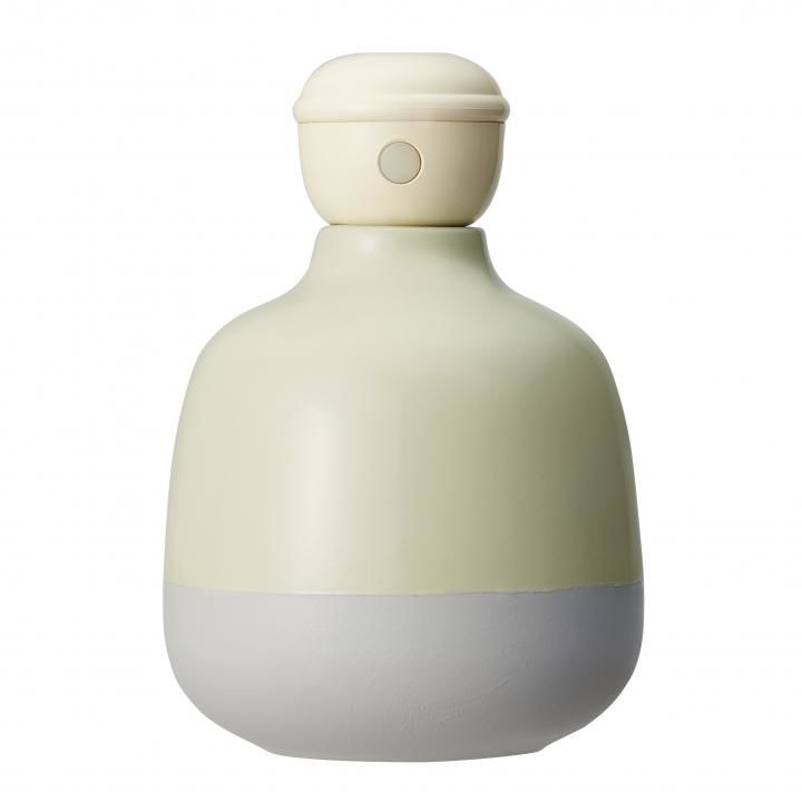 BRUNO パーソナル超音波加湿器 Ceramic Vidrio グリーン