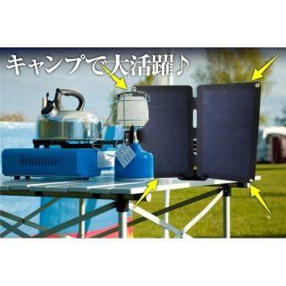 ソーラー充電器 ソーラークラフト 単品_10
