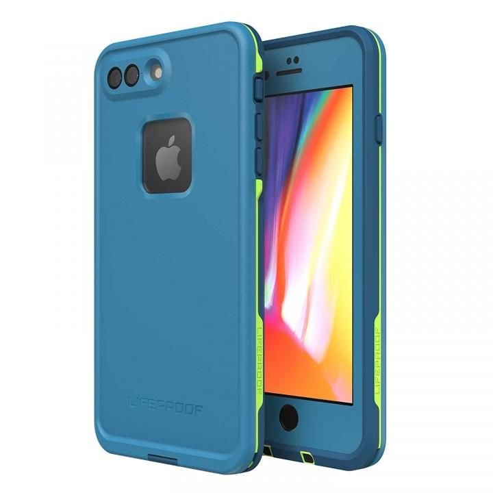 iPhone8 Plus/7 Plus ケース LifeProof Fre Series 防水・防塵・防雪・耐衝撃ケース Banzai Blue iPhone 8 Plus/7 Plus_0