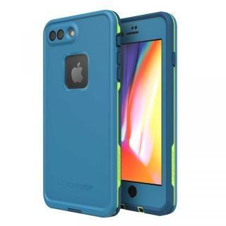 iPhone8 Plus/7 Plus ケース LifeProof Fre Series 防水・防塵・防雪・耐衝撃ケース Banzai Blue iPhone 8 Plus/7 Plus