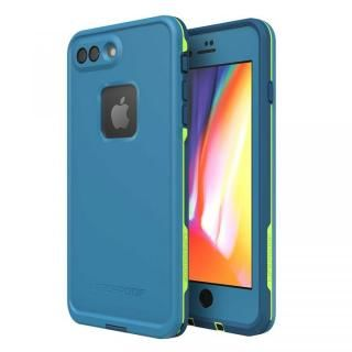 iPhone8 Plus/7 Plus ケース LifeProof Fre Series 防水・防塵・防雪・耐衝撃ケース Banzai Blue iPhone 8 Plus/7 Plus