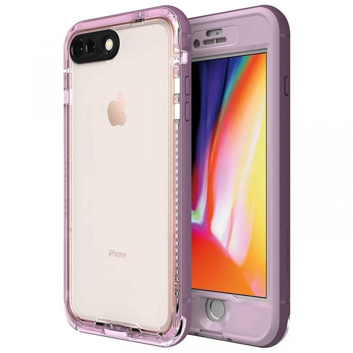 iPhone8 Plus ケース LifeProof Nuud Series 防水・防塵・防雪・耐衝撃ケース Morning Glory iPhone 8 Plus_0