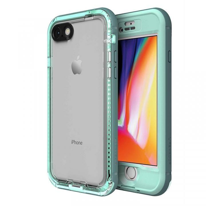 iPhone8 ケース LifeProof Nuud Series 防水・防塵・防雪・耐衝撃ケース Cool Mist iPhone 8_0