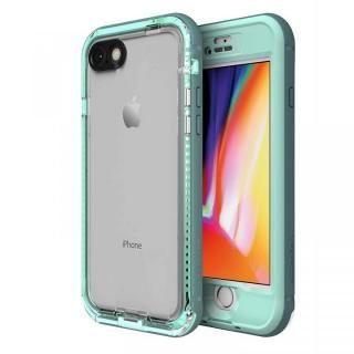 iPhone8 ケース LifeProof Nuud Series 防水・防塵・防雪・耐衝撃ケース Cool Mist iPhone 8