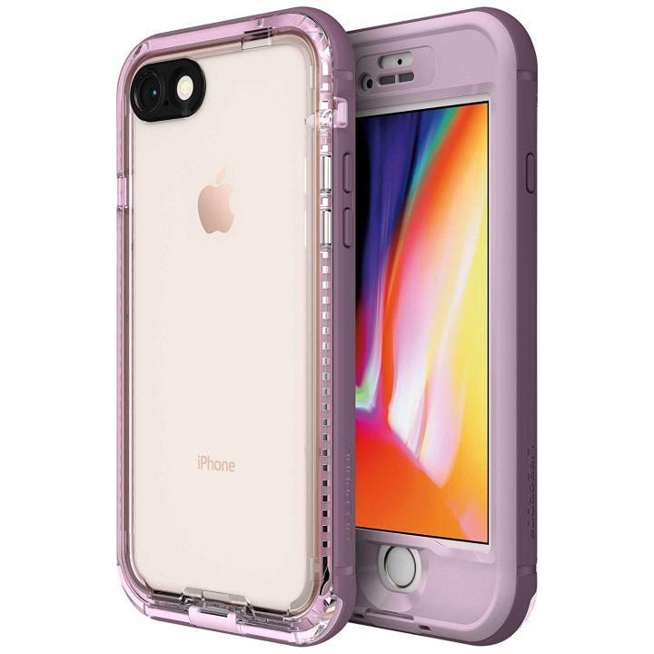 iPhone8 ケース LifeProof Nuud Series 防水・防塵・防雪・耐衝撃ケース Morning Glory iPhone 8_0