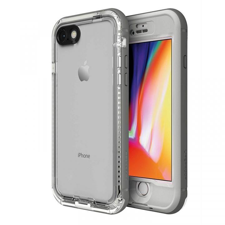 iPhone8 ケース LifeProof Nuud Series 防水・防塵・防雪・耐衝撃ケース Snowcapped iPhone 8_0