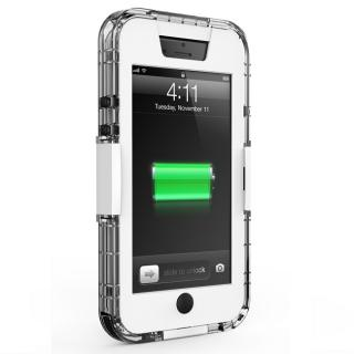 防水ケース IP7 FrogMan HC6 ホワイト iPhone 6