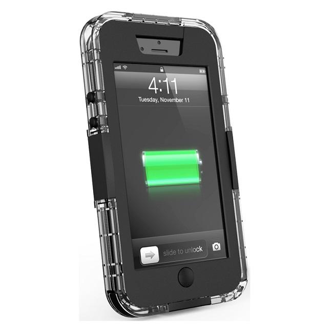 iPhone6 ケース 防水ケース IP7 FrogMan HC6 ブラック iPhone 6_0