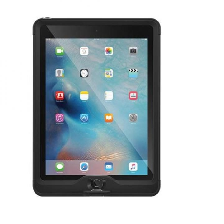 LifeProof Nuud 防水・防塵・耐衝撃ケース ブラック iPad Pro 9.7インチ_0