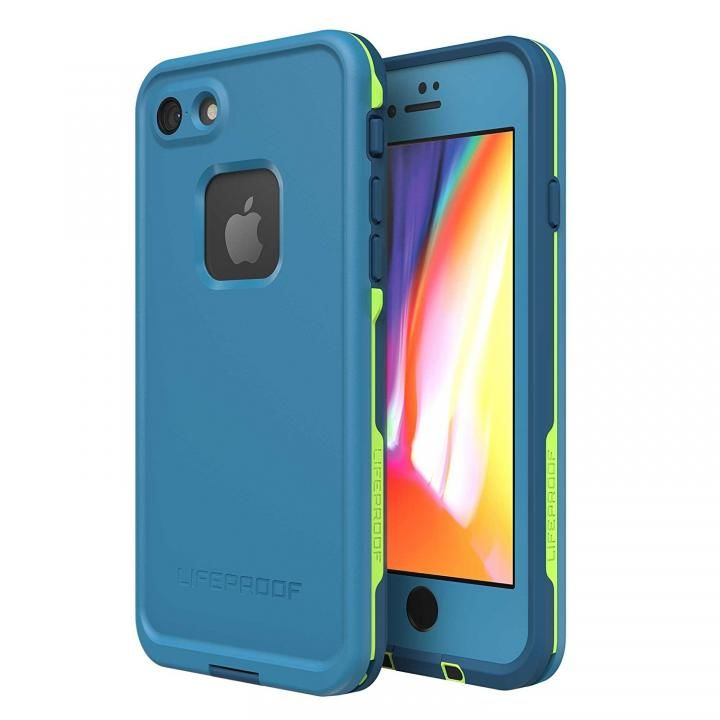 iPhone8/7 ケース LifeProof Fre Series 防水・防塵・防雪・耐衝撃ケース Banzai Blue iPhone SE 第2世代/8/7_0