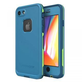 iPhone SE 第2世代 ケース LifeProof Fre Series 防水・防塵・防雪・耐衝撃ケース Banzai Blue iPhone SE 第2世代/8/7