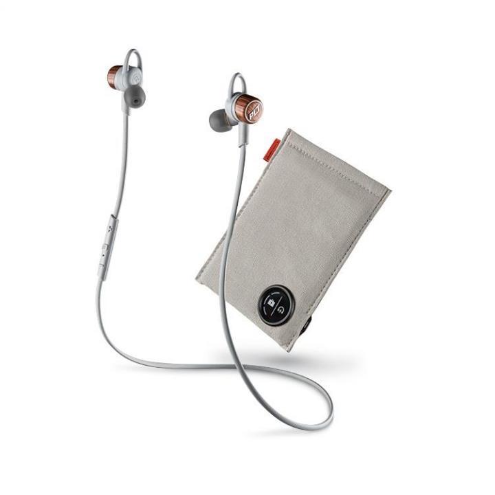 Bluetooth ステレオヘッドセット BackBeat GO3 充電ケース付 コッパーグレー_0