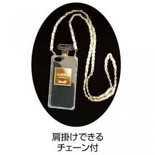香水瓶風iPhoneケース クリア