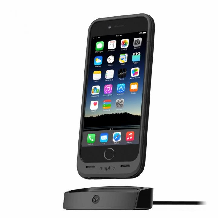 mophie juice pack用充電スタンド iPhone 6_0