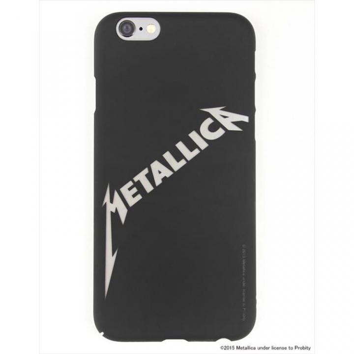 iPhone6 ケース Rock Spirit METALLICA ハードケース バンドロゴ iPhone 6_0