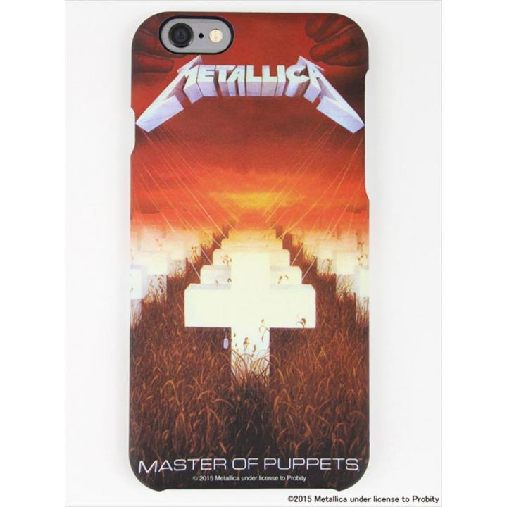 iPhone6 ケース Rock Spirit METALLICA ハードケース マスターオブパペッツ iPhone 6_0