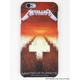 iPhone6 ケース Rock Spirit METALLICA ハードケース マスターオブパペッツ iPhone 6