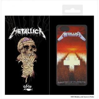 【iPhone6ケース】Rock Spirit METALLICA ハードケース マスターオブパペッツ iPhone 6_7