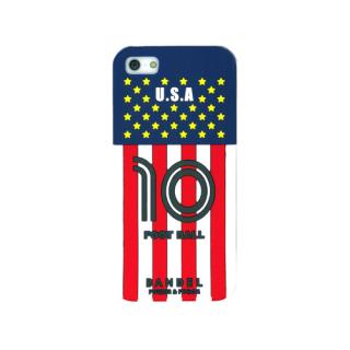 BANDEL iPhone SE/5s/5ケース アメリカ