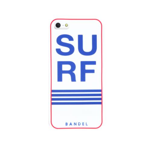 【iPhone SE/5s/5ケース】BANDEL サーフ iPhone SE/5s/5ケース ホワイト_0