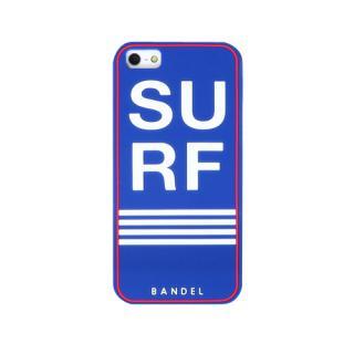 iPhone SE/5s/5 ケース BANDEL サーフ iPhone SE/5s/5ケース ブルー
