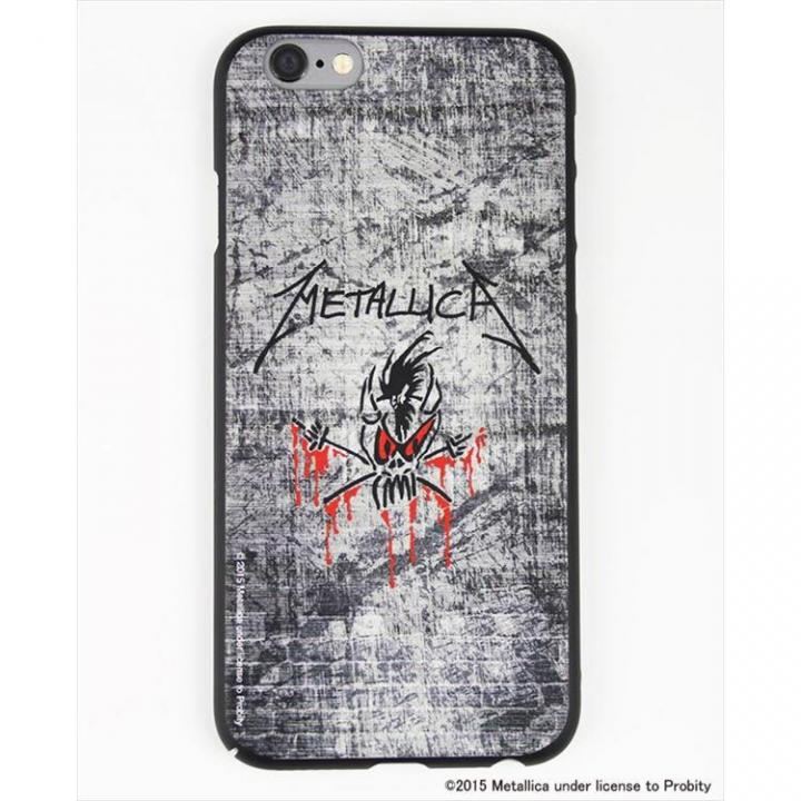 【iPhone6ケース】Rock Spirit METALLICA ハードケース ライブシット iPhone 6_0