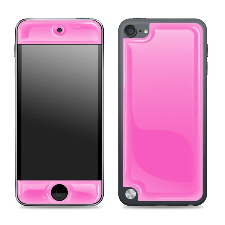 Glow Gel Skin iPod touch5 ピンク