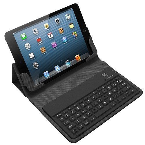 Bluetoothキーボード レザーケース  iPad mini/2/3_0