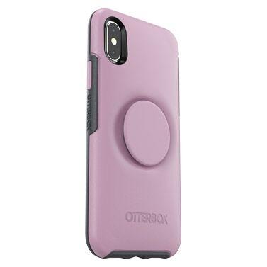 iPhone XS/X ケース Otter + Pop SYMMETRY MAUVEOLOUS iPhone XS/X_0