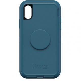 iPhone XS/X ケース Otter + Pop DEFENDER WINTER SHADE iPhone XS/X