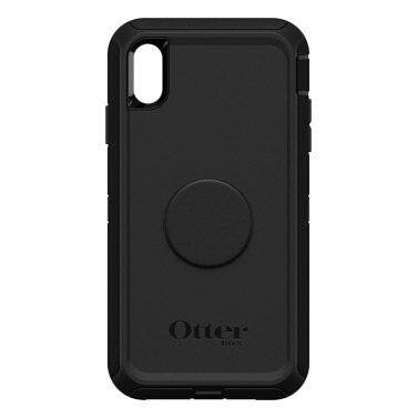 iPhone XS Max ケース Otter + Pop DEFENDER BLACK iPhone XS Max_0