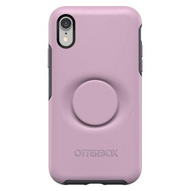 iPhone XR ケース Otter + Pop SYMMETRY MAUVEOLOUS iPhone XR_0