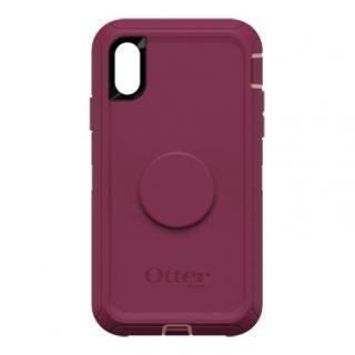 iPhone XR ケース Otter + Pop DEFENDER FALL BLOSSOM iPhone XR