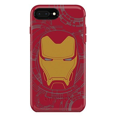 iPhone8 Plus/7 Plus ケース OtterBox SYMMETRY IRON MAN for iPhone 8 Plus/7 Plus I Am Iron Man_0