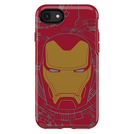 iPhone8/7 ケース OtterBox SYMMETRY IRON MAN for iPhone 8/7 I Am Iron Man_0