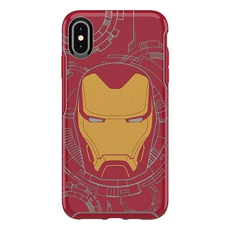 iPhone XS Max ケース OtterBox SYMMETRY IRON MAN for iPhone XS Max I Am Iron Man_0