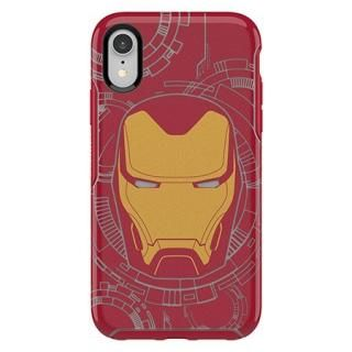 iPhone XR ケース OtterBox SYMMETRY IRON MAN for iPhone XR I Am Iron Man【7月下旬】