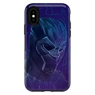 iPhone XS/X ケース OtterBox SYMMETRY Black Panthar for iPhone XS/X Wakanda Forever