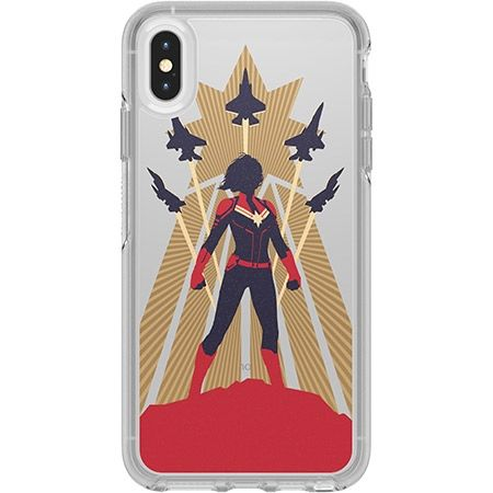 iPhone XS Max ケース OtterBox SYMMETRY CAPTAIN MARVEL for iPhone XS Max Captain Marvel_0