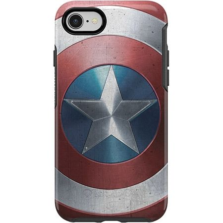 iPhone8/7 ケース OtterBox SYMMETRY Captain America for iPhone 8/7 Captain America Shield_0