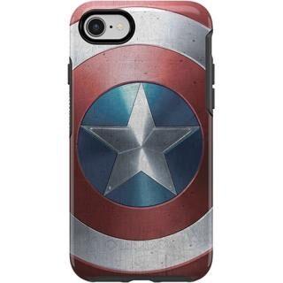 iPhone8 Plus/7 Plus ケース OtterBox SYMMETRY Captain America for iPhone 8 Plus/7 Plus Captain America Shield【7月下旬】