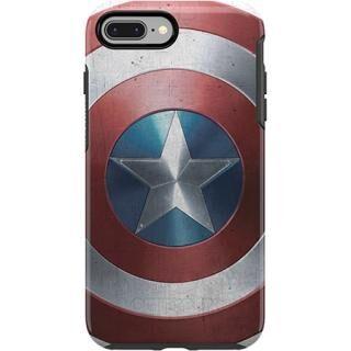 iPhone8 Plus/7 Plus ケース OtterBox SYMMETRY Captain America for iPhone 8 Plus/7 Plus Captain America Shield