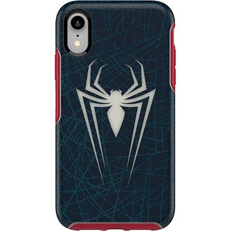 iPhone XR ケース OtterBox SYMMETRY SPIDERMAN for iPhone XR SPIDERMAN【8月下旬】_0